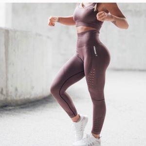 Gymshark ENERGY+ SEAMLESS LEGGINGS size M